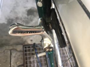 old brakes