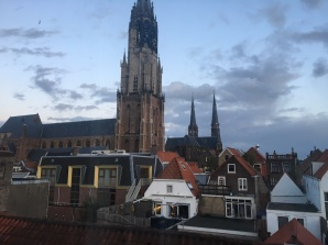 in Delft